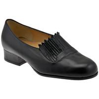 Schoenen Dames Mocassins Bettina  Zwart