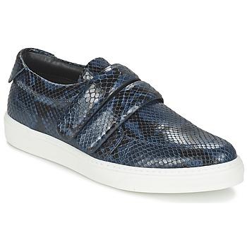 Schoenen Dames Lage sneakers Sonia Rykiel SPENDI Blauw / Zwart