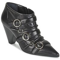 Schoenen Dames Low boots Sonia Rykiel SOLOUMI Zwart