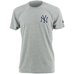 Textiel Heren T-shirts korte mouwen New Era MLB New York Yankees tee Grijs