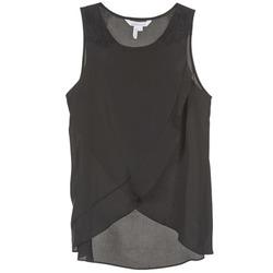 Textiel Dames Mouwloze tops BCBGeneration 616725 Zwart