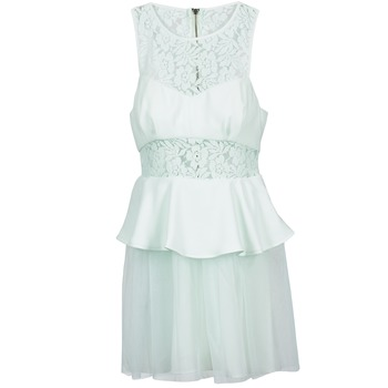 Textiel Dames Korte jurken BCBGeneration 617437 Groen