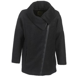 Textiel Dames Mantel jassen Bench SECURE Zwart