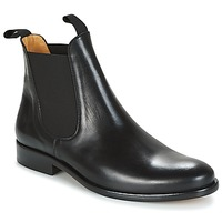 Schoenen Heren Laarzen Brett & Sons LOUVAL Zwart