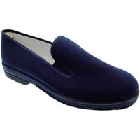 Schoenen Heren Sloffen Davema DAV050b blu