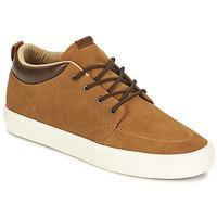 Schoenen Heren Hoge sneakers Globe GS CHUKKA Camel