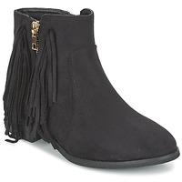 Schoenen Dames Laarzen Elue par nous VOPFOIN Zwart