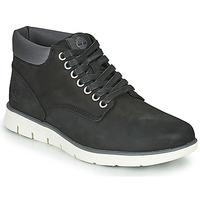 Schoenen Heren Hoge sneakers Timberland BRADSTREET CHUKKA LEATHER Zwart