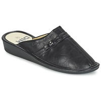 Schoenen Dames Sloffen DIM CLUBA Zwart