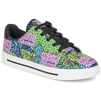 Schoenen Dames Lage sneakers Marc by Marc Jacobs MBMJ MIXED PRINT Multi