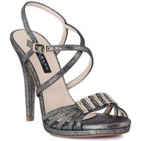 Schoenen Dames Sandalen / Open schoenen Albano LUX ORO Multicolore