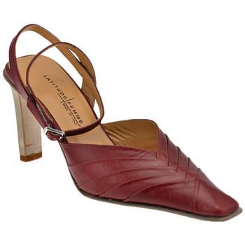 Schoenen Dames pumps Latitude  Rood