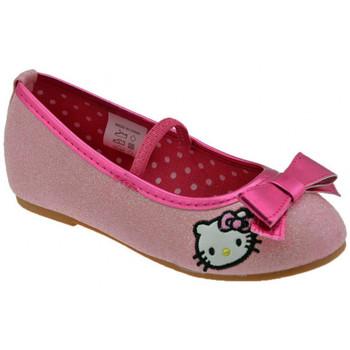 Schoenen Kinderen Ballerina's Hello Kitty  Roze