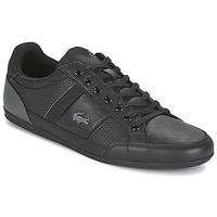 Schoenen Heren Lage sneakers Lacoste CHAYMON 316 1 Zwart