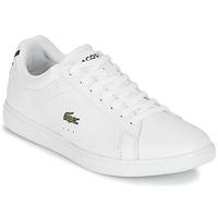 Schoenen Dames Lage sneakers Lacoste Carnaby BL 1 Wit