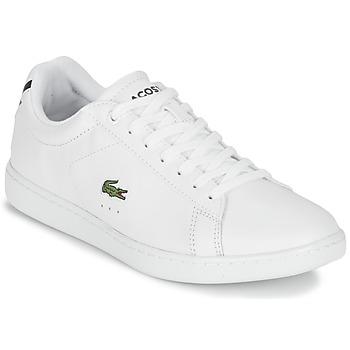 Schoenen Dames Lage sneakers Lacoste CARNABY EVO BL 1 Wit