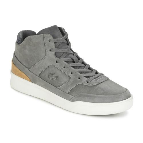 Schoenen Heren Hoge sneakers Lacoste EXPLORATEUR MID 316 2 Grijs