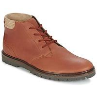 Schoenen Heren Laarzen Lacoste MONTBARD CHUKKA 416 1 Bruin