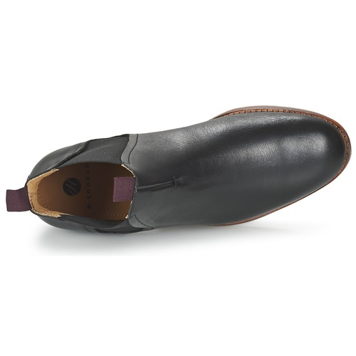 Schoenen KJKHGDsdgjdiJKJHM  Hudson TAMPER CALF Zwart
