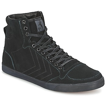 Schoenen Hoge sneakers Hummel TEN STAR TONAL HIGH Zwart