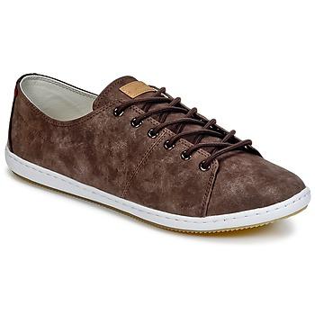Schoenen Heren Lage sneakers Lafeyt BRAUWG PU Bruin