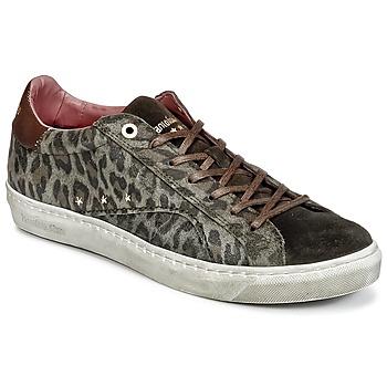Schoenen Dames Lage sneakers Pantofola d'Oro GIANNA 2.0 FANCY LOW Luipaard