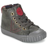 Schoenen Kinderen Hoge sneakers Victoria BOTA NAPA PU Grijs