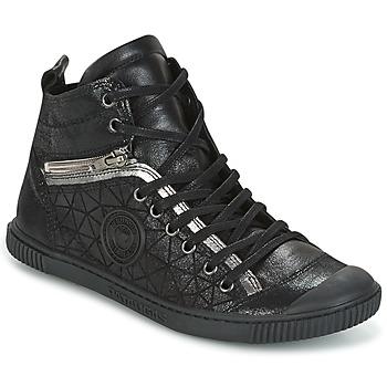 Schoenen Dames Hoge sneakers Pataugas BANJOU Zwart