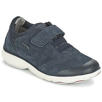 Schoenen Jongens Lage sneakers Geox NEBULA BOY Blauw
