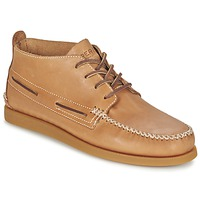 Schoenen Heren Laarzen Sperry Top-Sider A/O WEDGE CHUKKA LEATHER Beige
