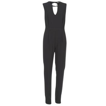 Textiel Dames Jumpsuites / Tuinbroeken Les P'tites Bombes GROVALO Zwart