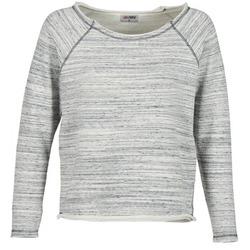 Textiel Dames Sweaters / Sweatshirts Yurban FLIMANE Grijs / Blauw