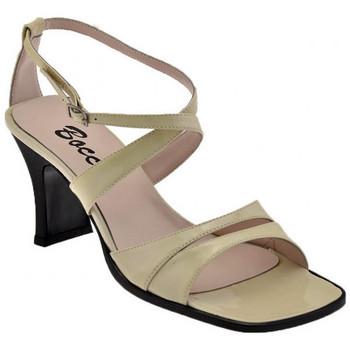 Schoenen Dames Sandalen / Open schoenen Bocci 1926  Wit