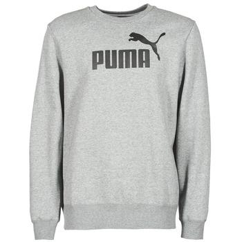 Textiel Heren Sweaters / Sweatshirts Puma ESS CREW SWEAT FL Grijs