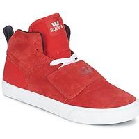Schoenen Heren Hoge sneakers Supra ROCK Rood
