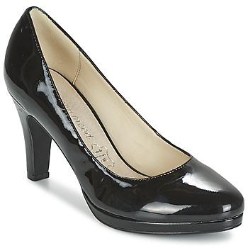 Schoenen Dames pumps Moony Mood FEROU Zwart / Lak