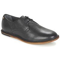 Schoenen Heren Derby Frank Wright BURLEY Zwart