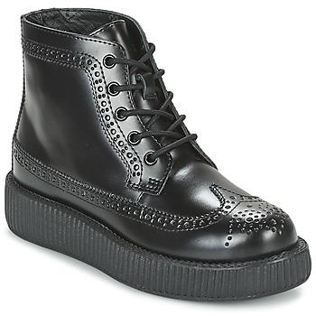 Schoenen Laarzen TUK MONDO LO Zwart