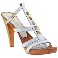 Schoenen Dames Sandalen / Open schoenen Swish  Wit