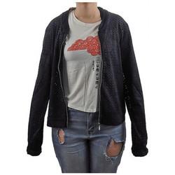 Textiel Dames Vesten / Cardigans Only