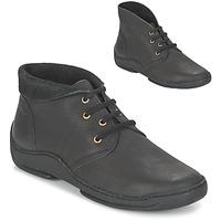 Schoenen Dames Laarzen Arcus MOKALA Zwart