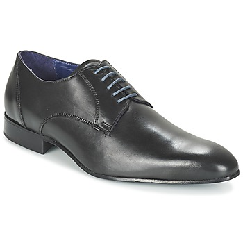 Schoenen Heren Derby Carlington EMRONE Zwart