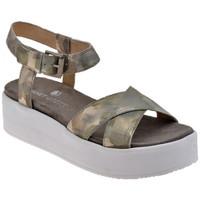 Schoenen Dames Sandalen / Open schoenen Janet&Janet  Goud