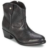 Schoenen Dames Laarzen Koah ESTELLE BIS Zwart