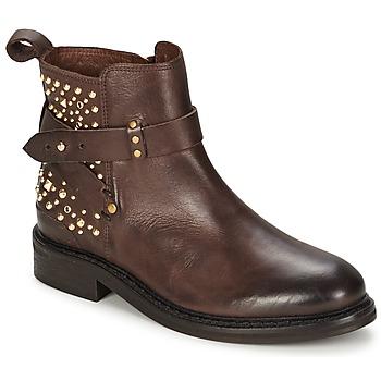 Schoenen Dames Laarzen Koah LAUREEN Bruin