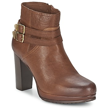 Schoenen Dames Low boots Koah BONNIE Cognac