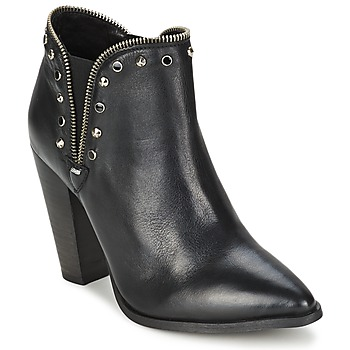 Schoenen Dames Low boots Koah YETTA Zwart
