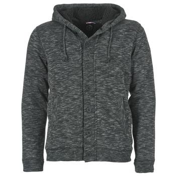 Textiel Heren Sweaters / Sweatshirts Le Temps des Cerises GORDON Zwart / Grijs