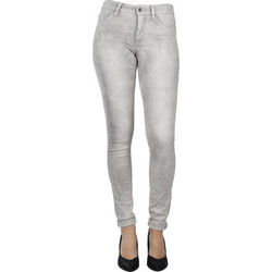 Textiel Dames Skinny Jeans Mac Dream skinny light grey sand Grijs