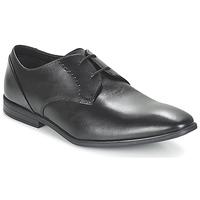 Schoenen Heren Klassiek Clarks Bampton Lace Zwart